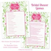 Bridal Shower Invitations And Kits