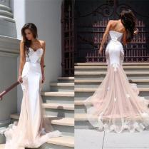 Sexy Mermaid Wedding Dresses Myriam Fares Sexy 2015 Mermaid
