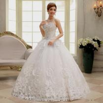 Wedding Dresses Sweetheart Neckline Princess Ball Gown Lace Naf