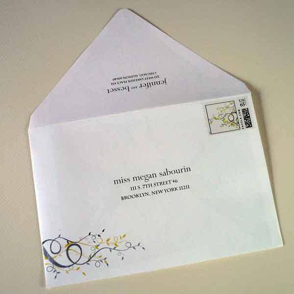 Do You Send Wedding Invitations To Bridal Party: How To Mail Out Wedding Invitations