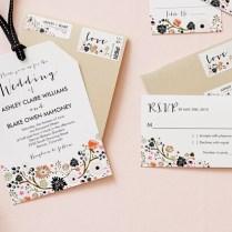 Wedding Invitation Template Zazzle Wedding Invitations Wedding