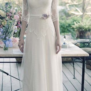 39 Vintage Inspired Wedding Dresses