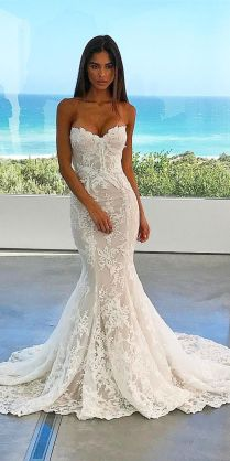 36 Absolutely Gorgeous Destination Wedding Dresses