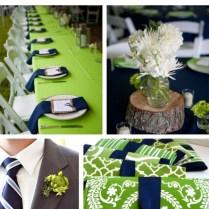 Perfect Wedding Palettes Navy
