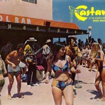 Retro Beach Disco