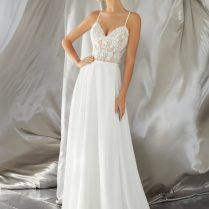 The Perfect Gowns For Your Destination Wedding