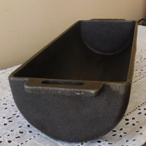 Vintage Wagner Ware Cast Iron Single Loaf Bread Pan Made In Usa