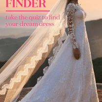 Find The Dress That Speaks To You With The New Wedding Dress