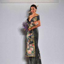 Japanese Wedding Dress Designer, Yumi Katsukra At New York Bridal