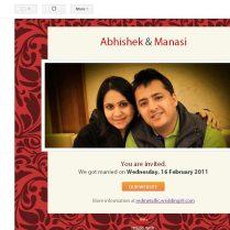 Einvite Wedding Invitations Free