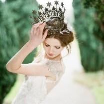 Bridal Crowns & Tiaras Chic Vintage Brides