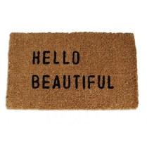 Sugarboo Designs Hello Beautiful Doormat