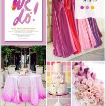 Lavish Watercolor Wedding Invitations