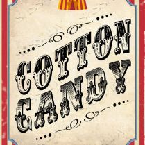 Vintage Circus Party Posters Game Signs In 2019