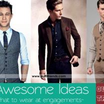 Engagement Outfits For Men