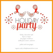 Free Holiday Party Invitation Templates Word Business Christmas