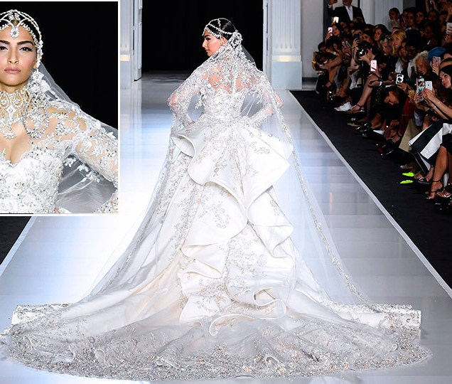 Ralph & Russo Wedding Dress Bridal Gowns By Meghan Markle's