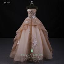 Guangzhou Designer Unique Wedding Dresses Fashion Couture