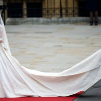 Kate Middleton's Wedding Dress 'best Of All Time'