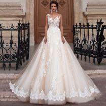 Most Beautiful Bridal Dresses Wedding 2017 Blush