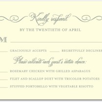 Great Rsvp Card Wedding Wedding Ideas Rsvp Card With Meal Choice