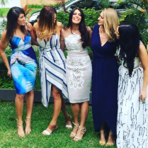 Engagement Party Dress Hire In Gold Coast