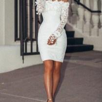 White Floral Lace Tassel Off Shoulder Halter Neck Wedding Guest
