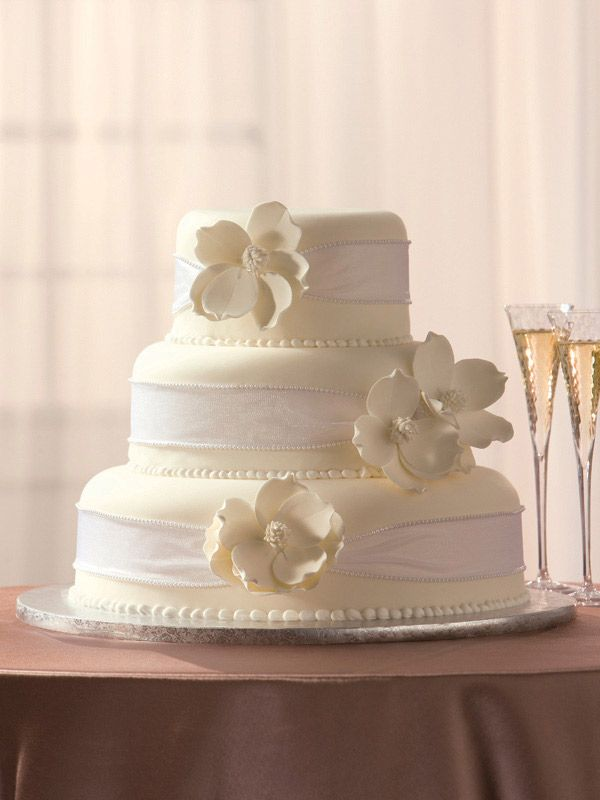 Magnolia Moments As Shown This Cake Not Including Top Tier