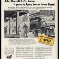 1953 Hertz Truck