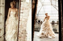 Ethereal Beauty Vintage Romance By Monique Lhuillier' Ideabook