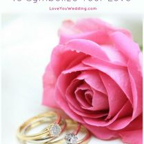 These 10 Promise Rings, Wedding Bands, And Lesbian Engagement