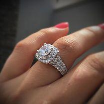 Interior Big Engagement Rings Big Wedding Rings 159 Best