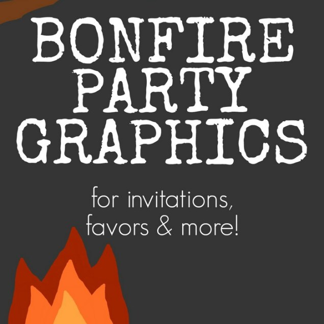 Bonfire Party Invitations Bonfire Party Invitations By Existing
