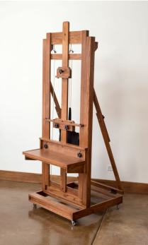 We Built Our Own Easels, And You Can Too! (maybe) – Vitruvian