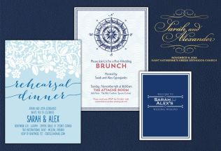 Rehearsal Dinner, Brunch And Weekend Festivities Guide For Sarah