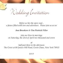 Formal Wedding Invitation Wording Etiquette Two And Unique How To