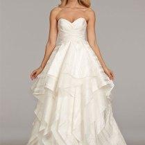 Hayley Paige, Hp 6403, Marlowe Dress Size 2 Wedding Dress