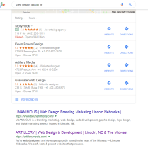 How We Made It To Google's Front Page With A $0 Budget