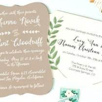 Wedding Invitation Sample Thank You Cards Truly Custom Samples