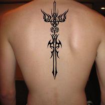 Irish Sword Tattoos Images Tattoo Ideas Cross Chain Mos On Viking