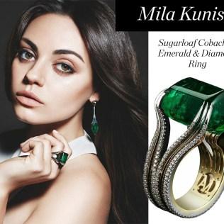 Oprah, Olivia, Mila And Kate Meet The Jewelry Designer Celebs
