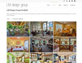 Lm Design Wordpress Website