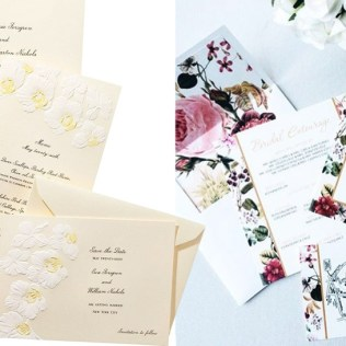 Rules On Making Classy Wedding Invitations