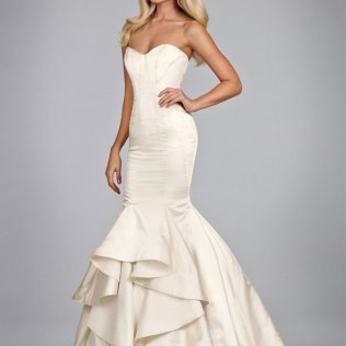 Hayley Paige Monroe Hp6408 Size 4 Wedding Dress – Oncewed Com
