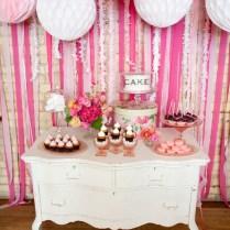 Seven Springtime Dessert Tables