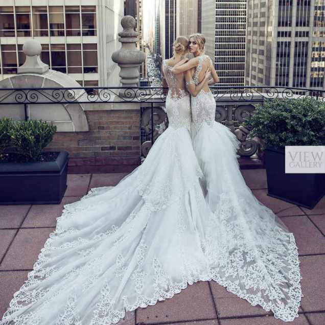 Pnina Tornai 2017 Dimensions Bridal Collection