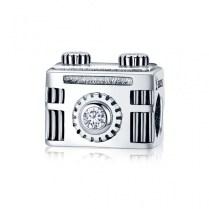 Sterling Silver Popular Vintage Camera Memory Box Charm Online