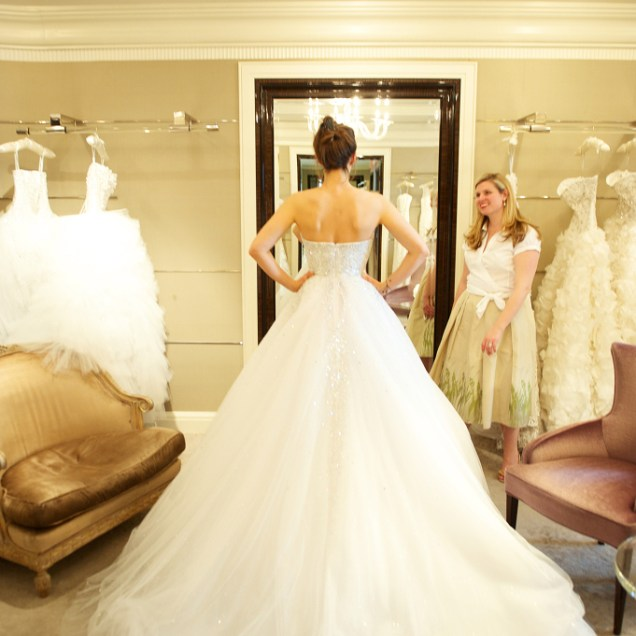 Where To Shop For A Wedding Dress In New York City, According To A