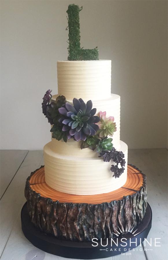 Nature Cake Designs