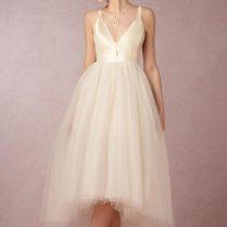 Fab Finds 9 Tea Length Wedding Dresses